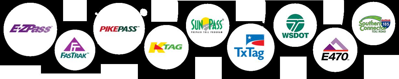 map logos